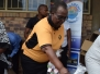 Back to school campaign at Sekoto Primary School