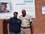Back to School Campaign at Taung High School